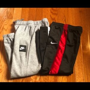 Boys Nike pants size 6-7